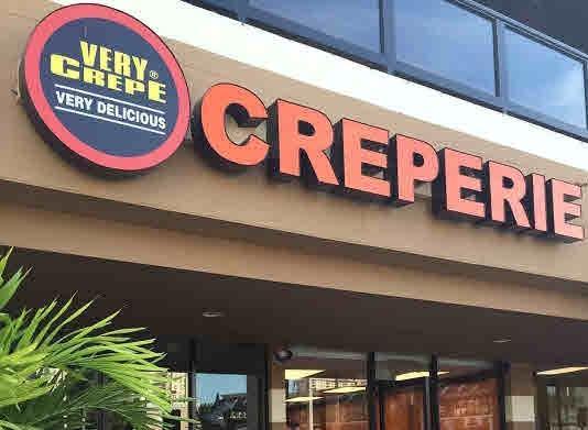 Very Crepe Store Front | Sunny Isles Beach Restaurants